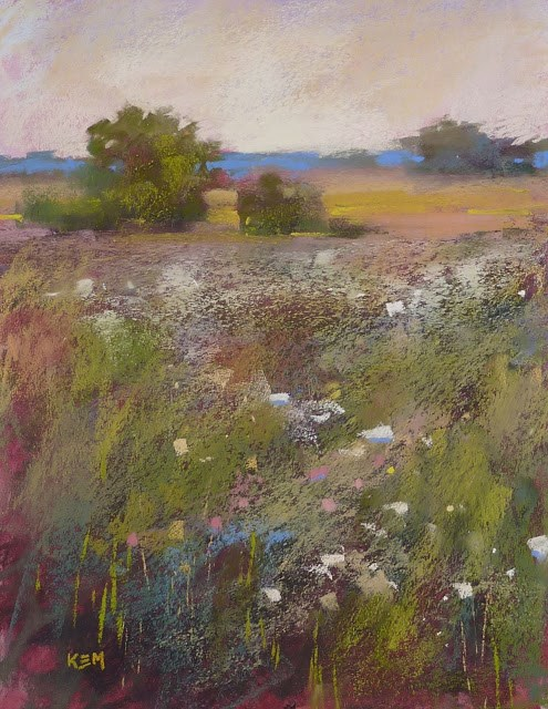 """Three Tips for Dealing with an Uninteresting Foreground"" original fine art by Karen Margulis"