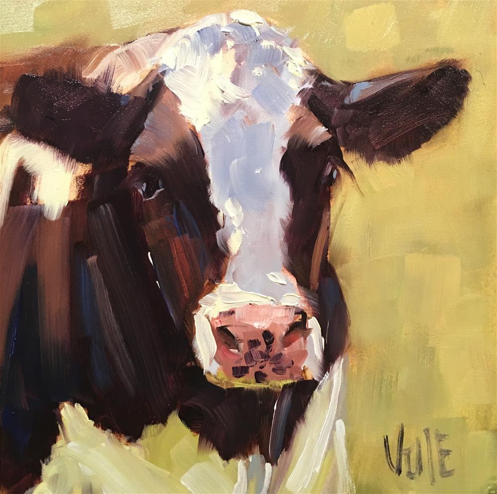 """""""#468 Sweetheart"""" original fine art by Patty Voje"""