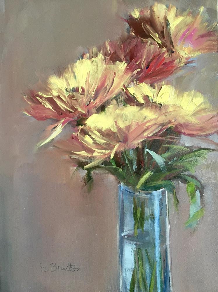 """Bouquet Study"" original fine art by Gary Bruton"