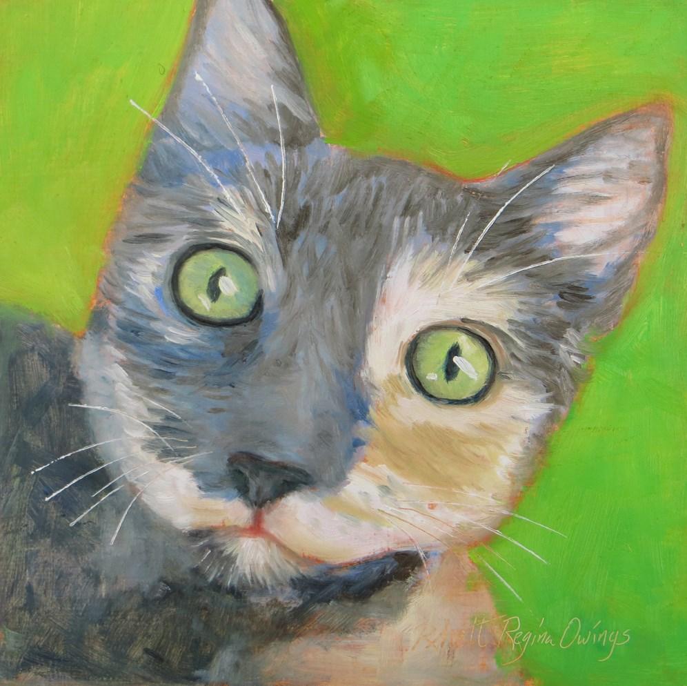 """Susie"" original fine art by Rhett Regina Owings"
