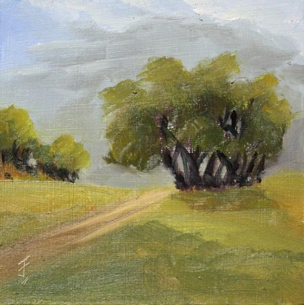 """""""Dreamscape 3"""" original fine art by Jane Frederick"""