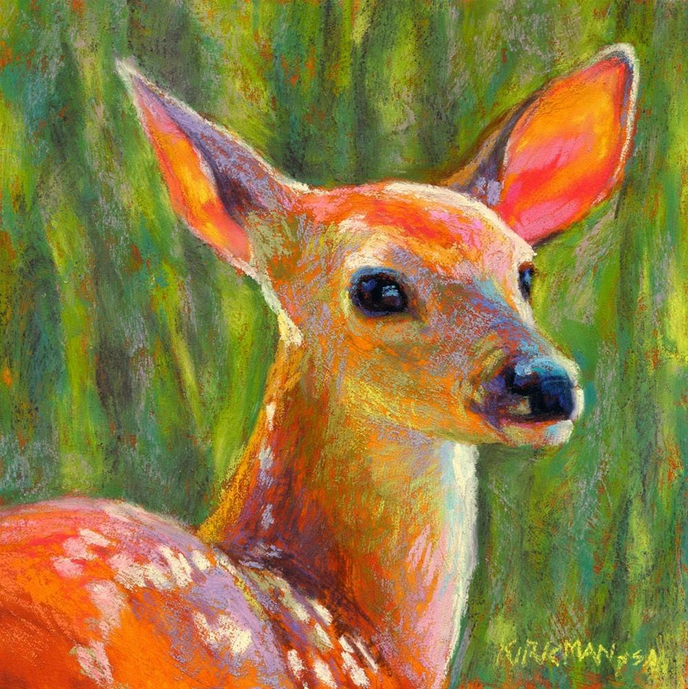 """Melody"" original fine art by Rita Kirkman"