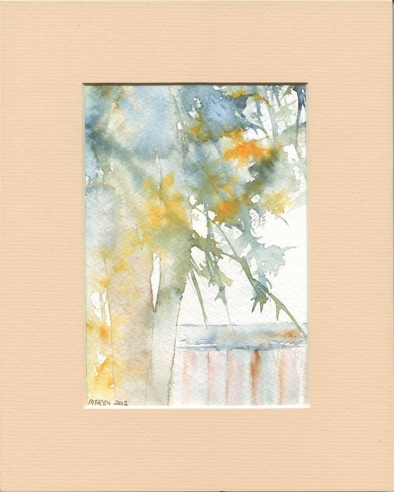 """foliage 012"" original fine art by Michelina Frey"