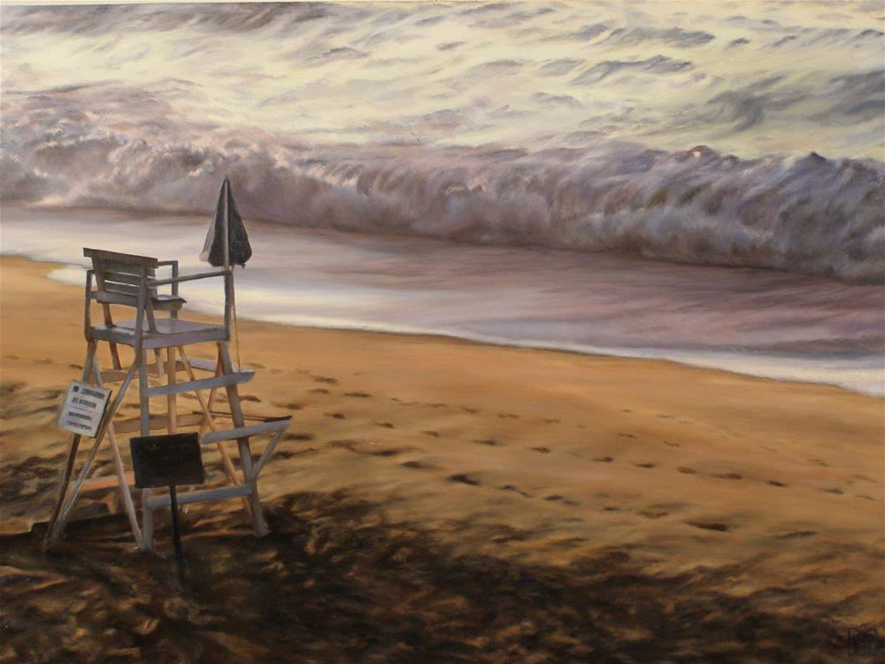 """""""Early Morning"""" original fine art by Melissa  Imossi"""