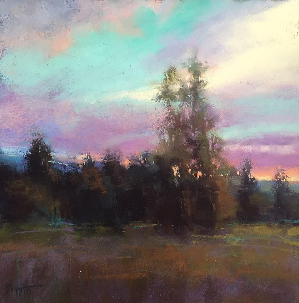 """""""Finding Grace"""" original fine art by Marla Baggetta"""