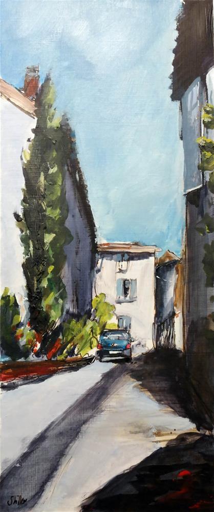 """2981 Velleron Street"" original fine art by Dietmar Stiller"