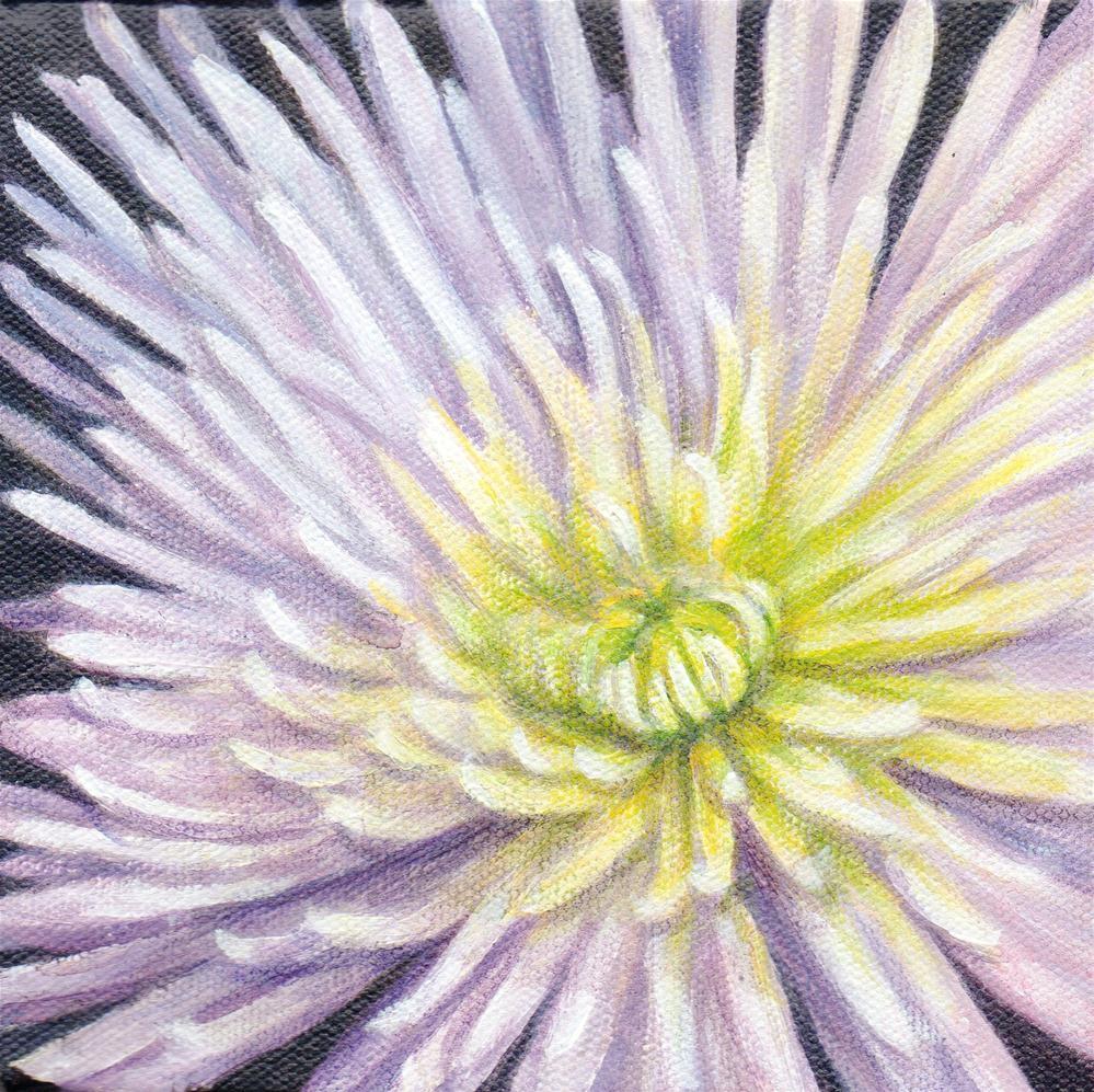 """Star Light"" original fine art by Debbie Shirley"