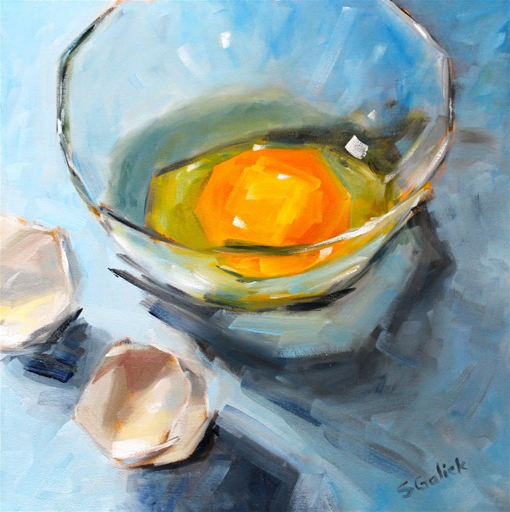 """Raw"" original fine art by Susan Galick"