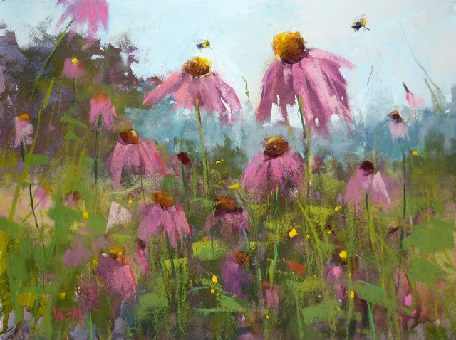 """""""When Color isn't the Problem...Fixing a Bad Painting"""" original fine art by Karen Margulis"""