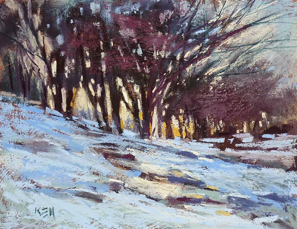 """A Tip for Choosing a Painting Subject"" original fine art by Karen Margulis"