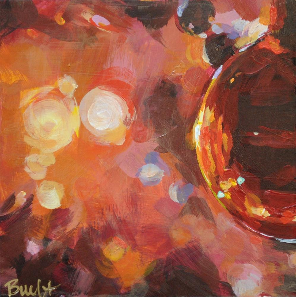 """Christmas Brights"" original fine art by Shari Buelt"