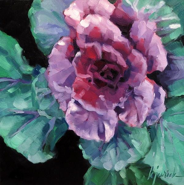 """Winter Color"" original fine art by Karin Jurick"