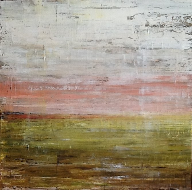 """Morning Blush"" original fine art by Maureen Bowie"