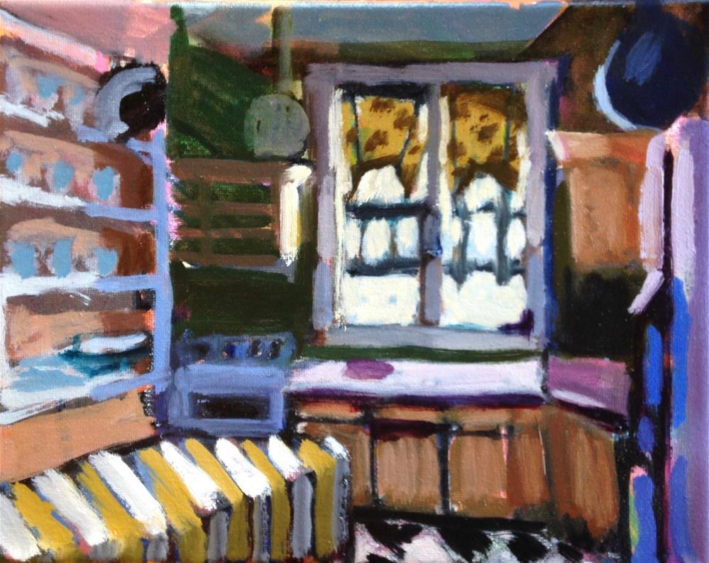 """Heart of the Home II"" original fine art by Pamela Hoffmeister"