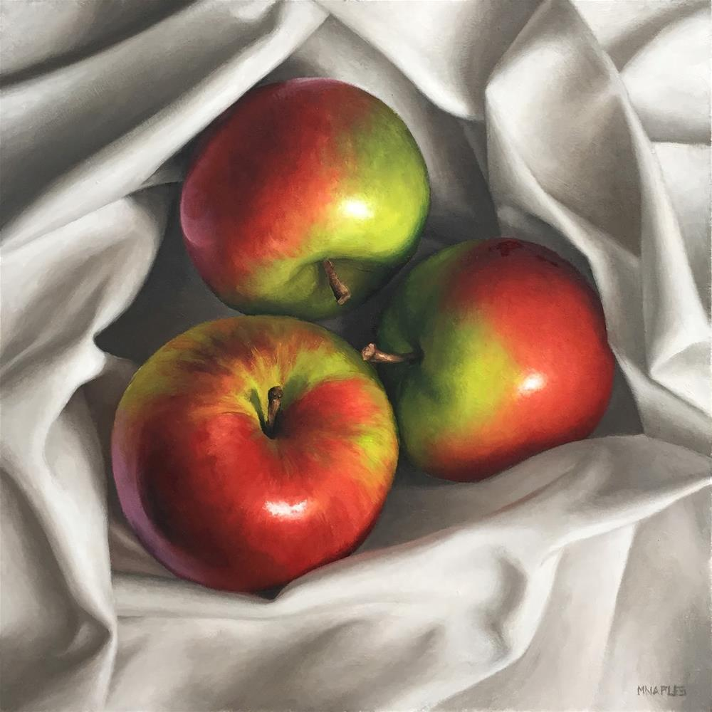 """Nested Macs"" original fine art by Michael Naples"