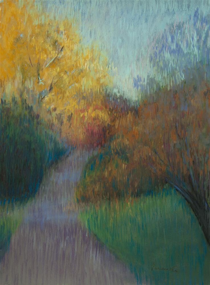 """Impressions"" original fine art by Sarah Peroutka"