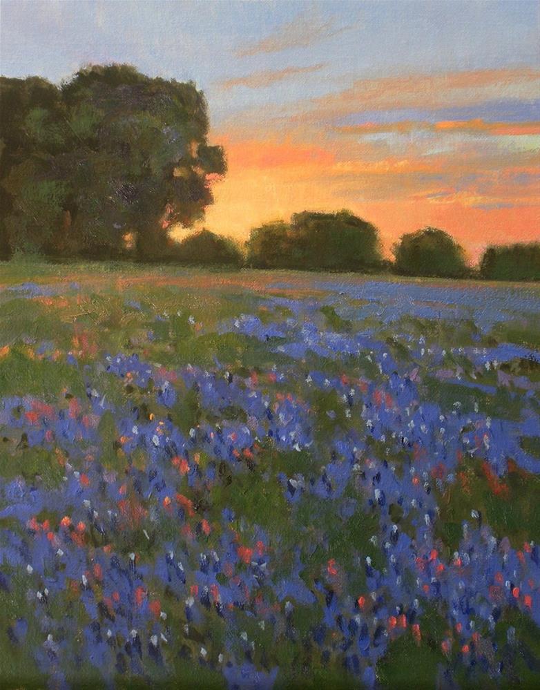 """Prelude"" original fine art by David Forks"
