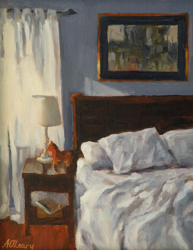 """Morning Light"" original fine art by Alice O'Leary"