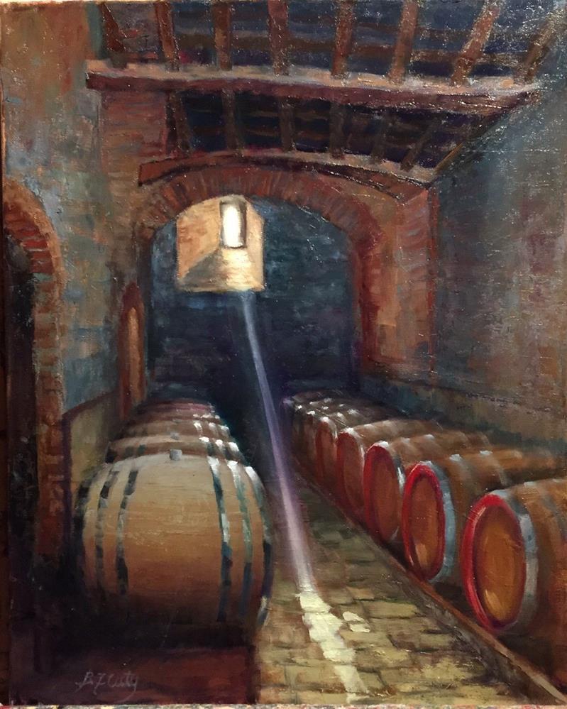 """""""Liquid Light"""" original fine art by Barbara Fluty"""