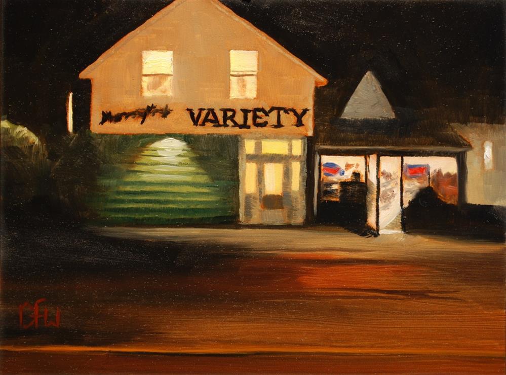 """Variety"" original fine art by Gary Westlake"