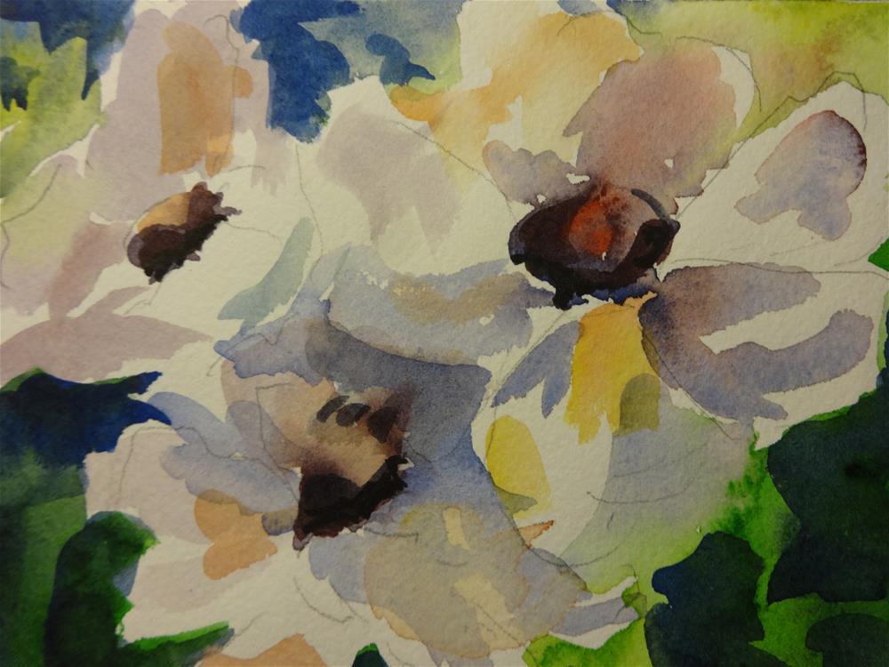 """""""Dogwood"""" original fine art by angela scully"""