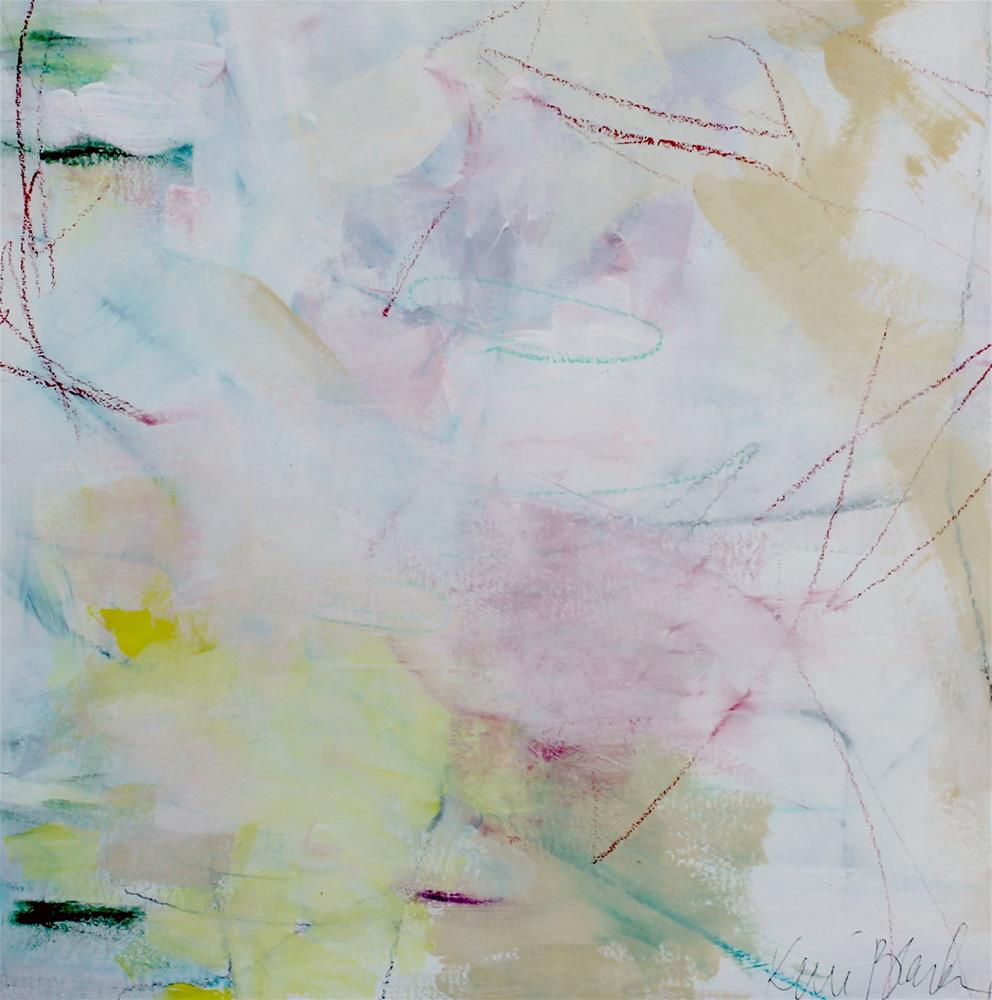 """Sweet Spot "" original fine art by Kerri Blackman"