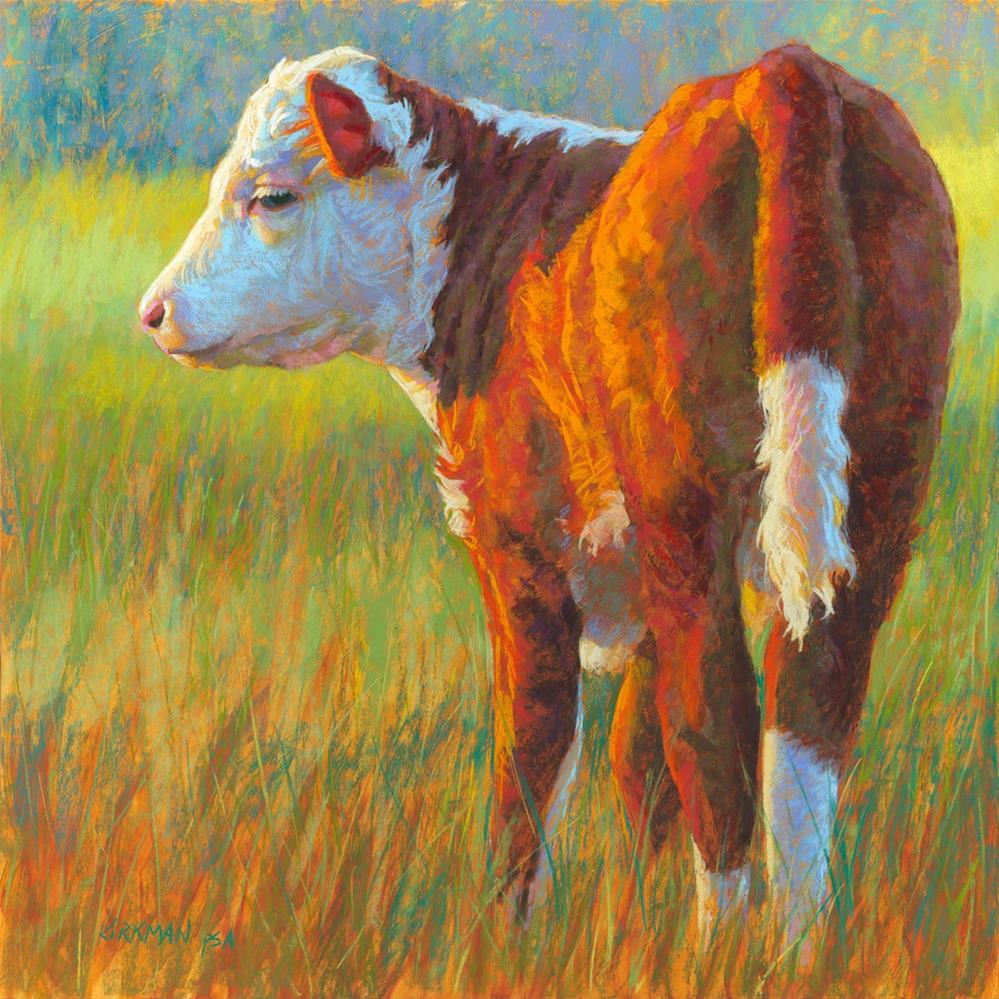 """Beautiful Morning"" original fine art by Rita Kirkman"