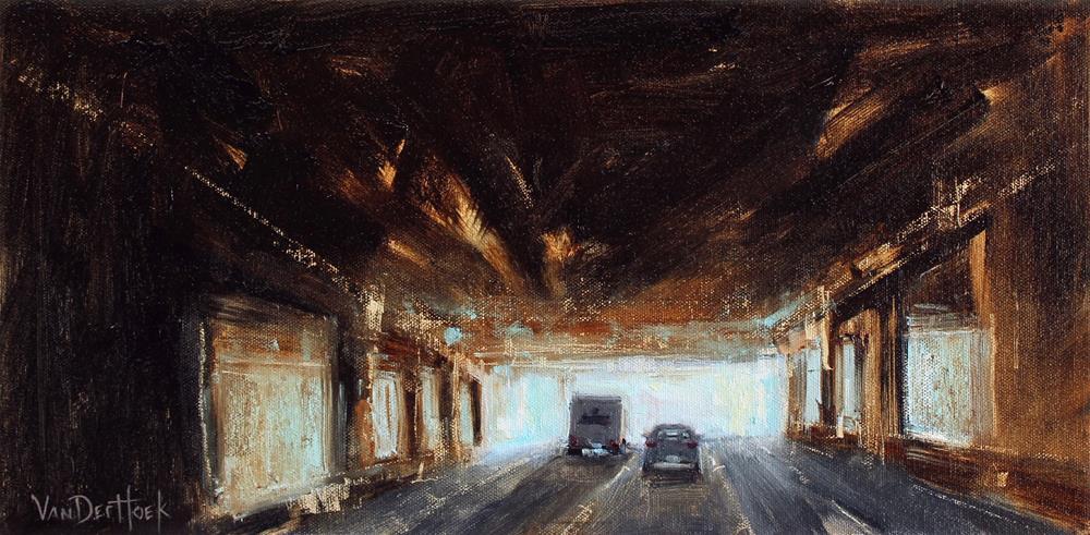 """""""Passage"""" original fine art by Kim VanDerHoek"""