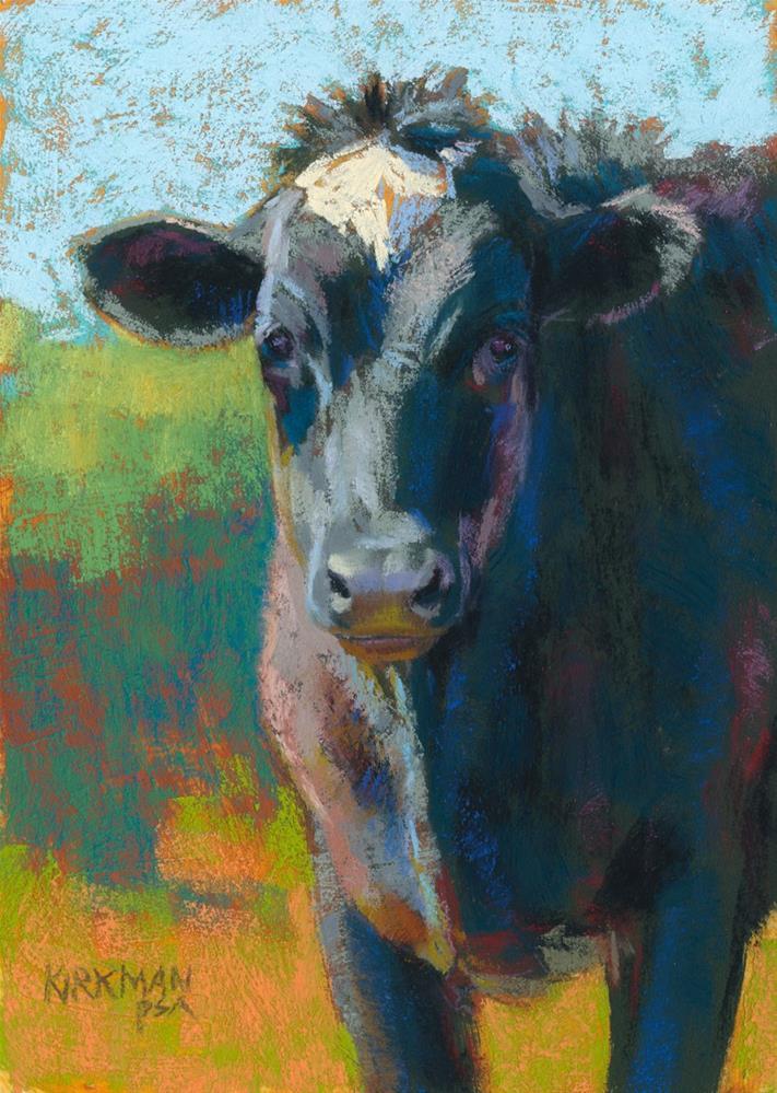 """(Sloppy) Joe"" original fine art by Rita Kirkman"