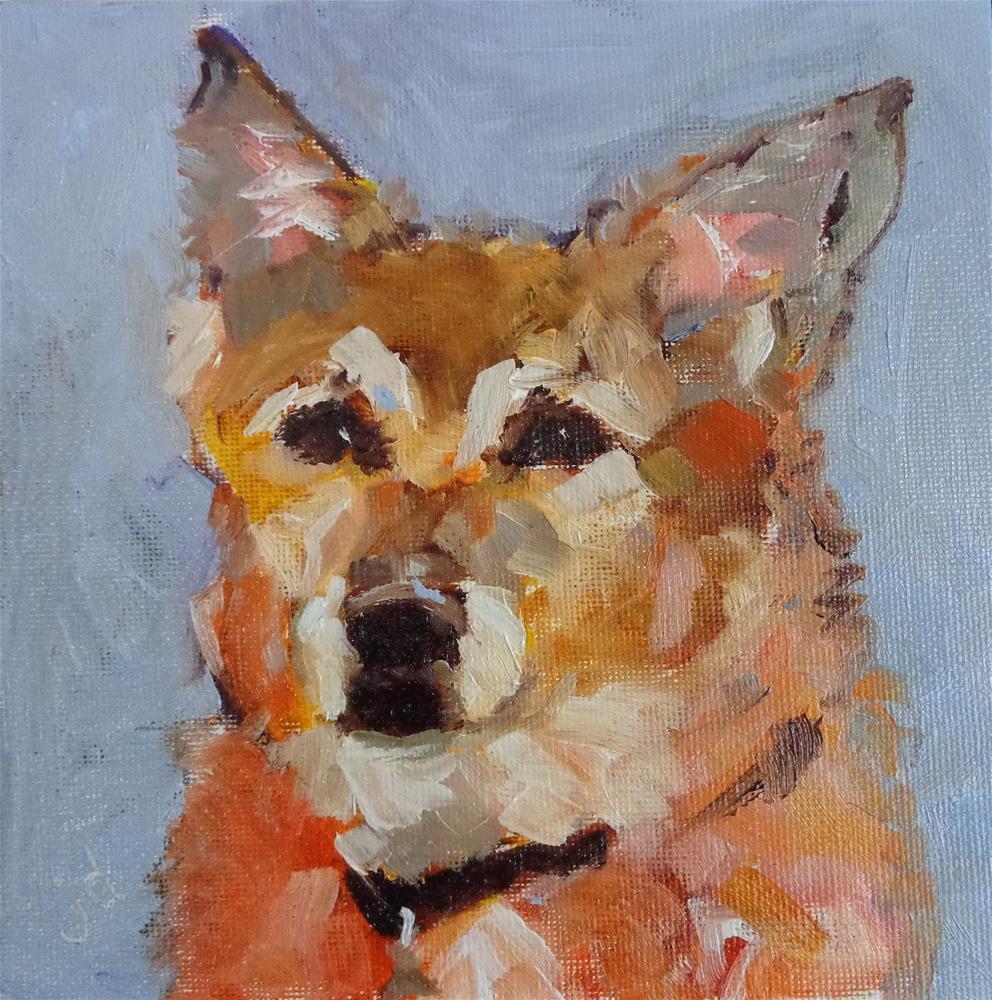 """Life is good"" original fine art by Jean Delaney"