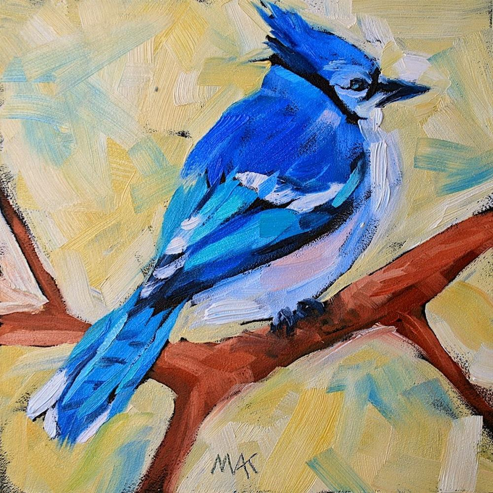 """""""untitled"""" original fine art by Mary Anne Cary"""