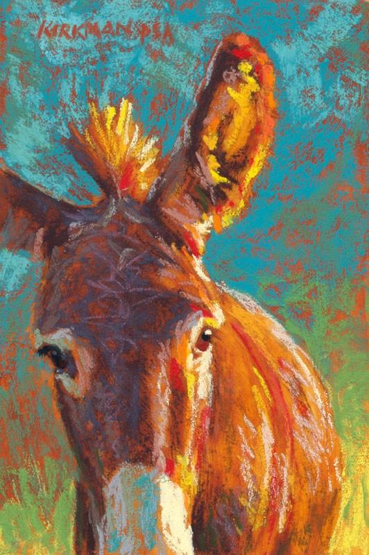 """Don Keoki"" original fine art by Rita Kirkman"
