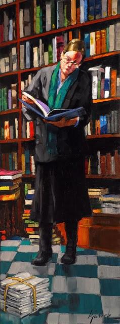"""Volumes"" original fine art by Karin Jurick"