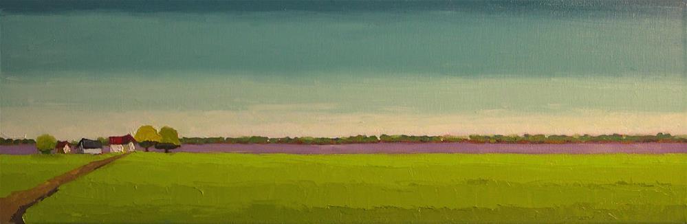 """After the Storm"" original fine art by Donna Walker"