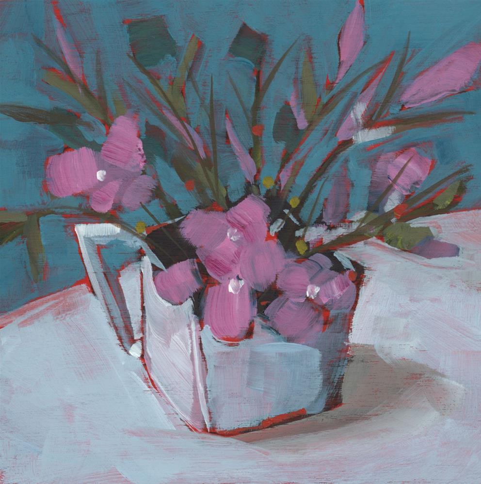 """""""0981: Winter Wonder"""" original fine art by Brian Miller"""