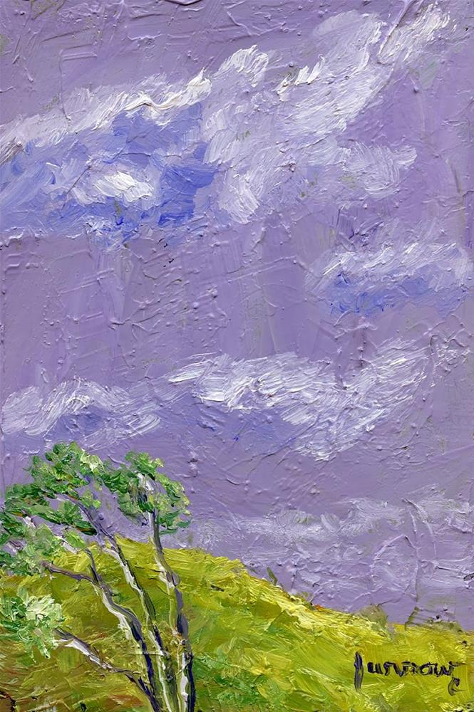 """Day 23 of Leslie Saeta's Challenge   Myrtle Beach State Park #2"" original fine art by Sue Furrow"