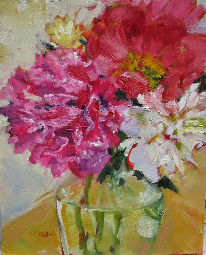 """untitled"" original fine art by Sandy Haynes"