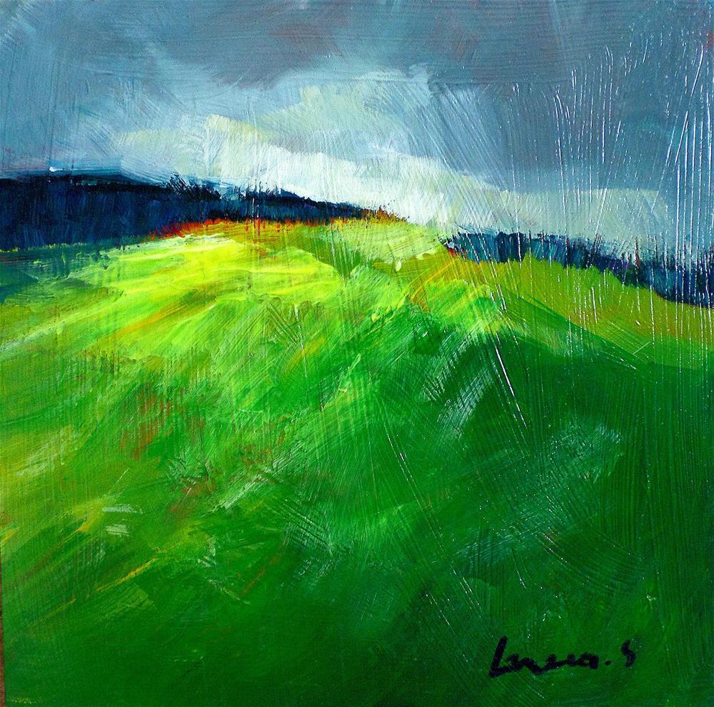 """""""the field"""" original fine art by salvatore greco"""