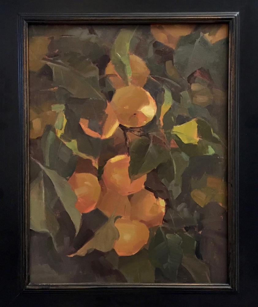 """Plein Air for the Still Life Painter"" original fine art by Sarah Sedwick"