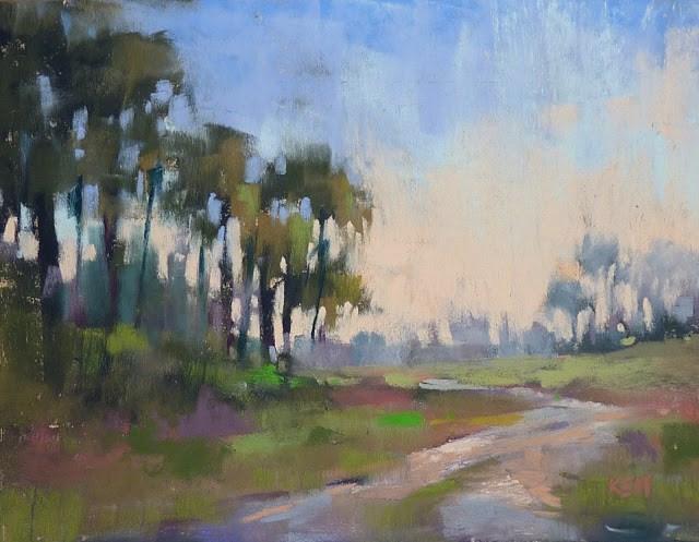 """Art Blogs You Should Follow"" original fine art by Karen Margulis"