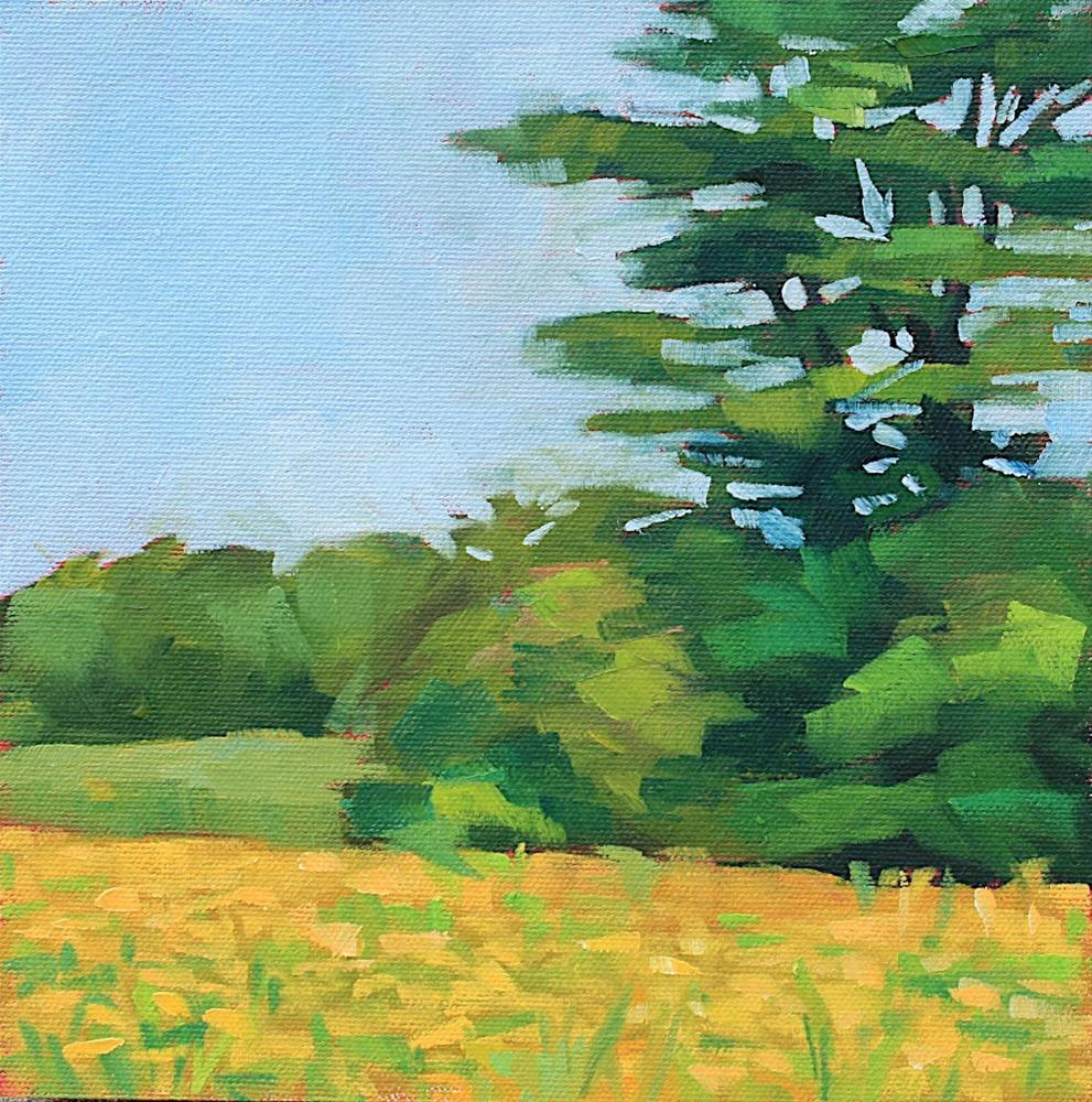 """""""Spring Buttercups"""" original fine art by Mary Anne Cary"""