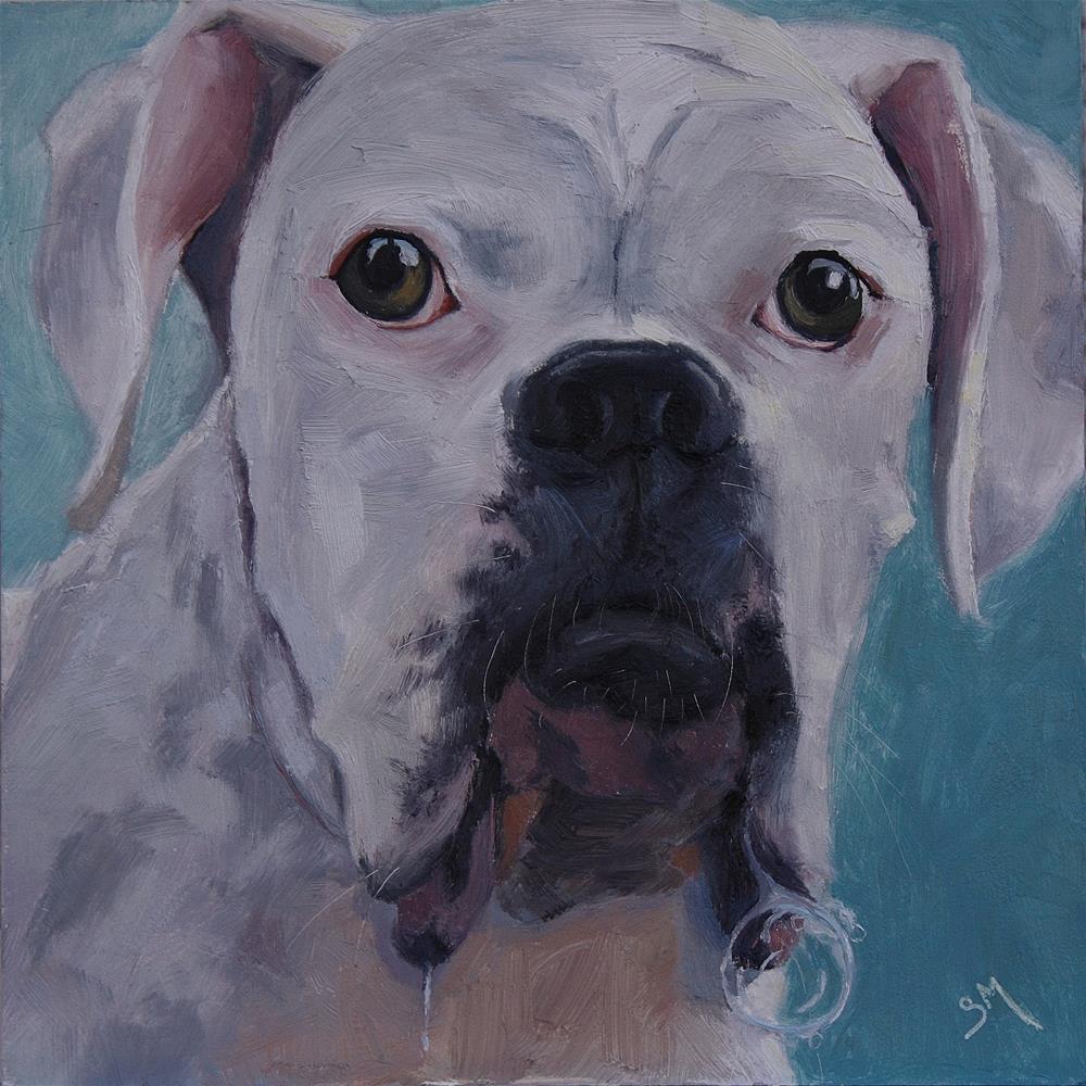 """""""Ella"""" original fine art by Sheila Marie"""