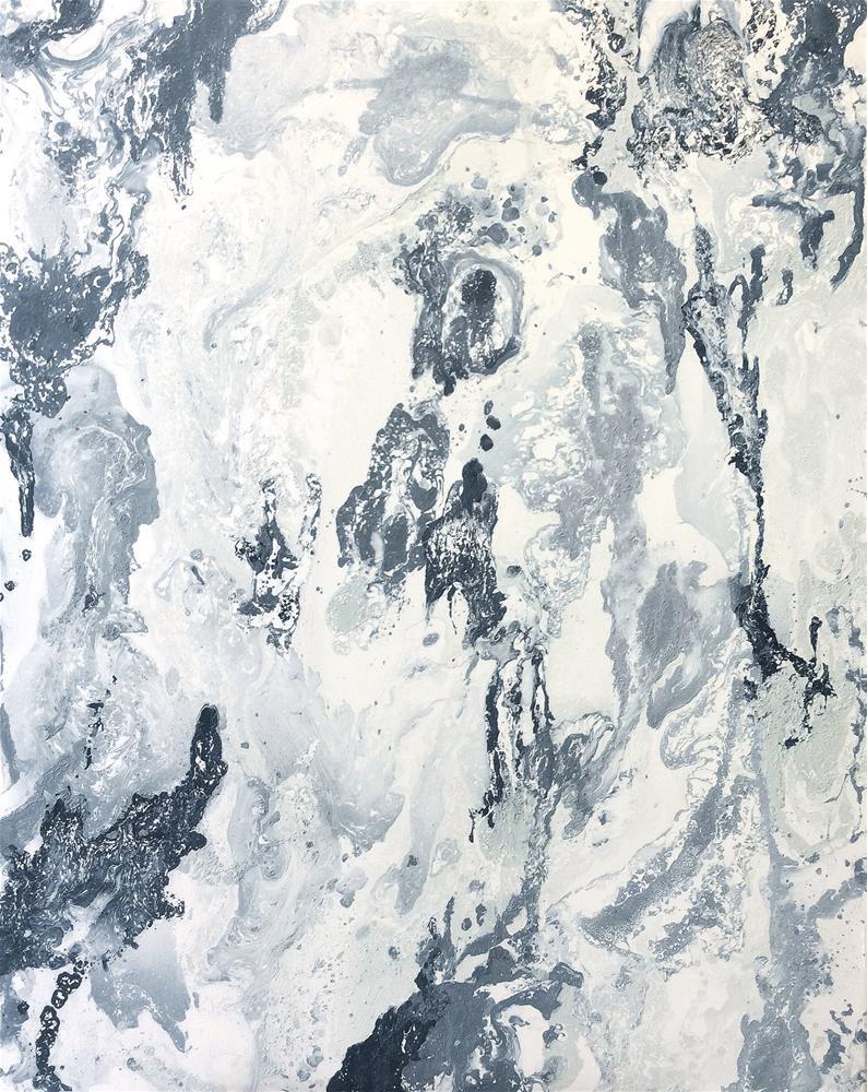 """Immersed"" original fine art by Sunny Avocado"