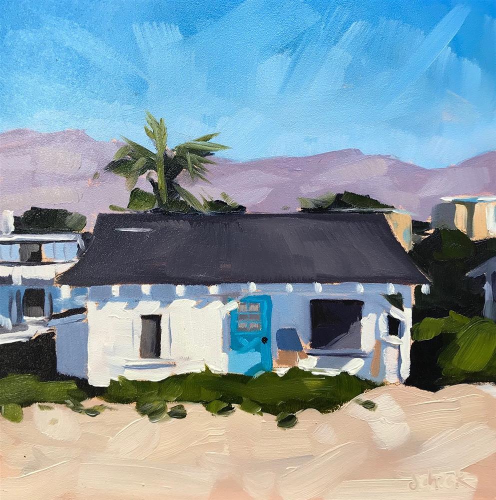 """""""Untitled"""" original fine art by Sharon Schock"""
