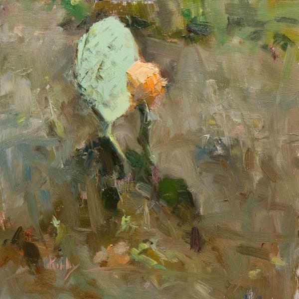 """North of San Luis"" original fine art by Randall Cogburn"