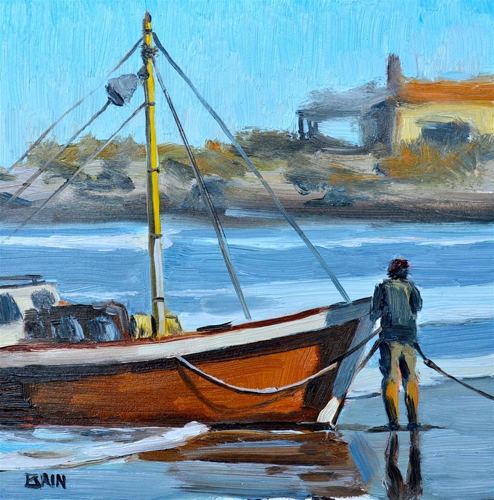 """Untitled"" original fine art by Peter Bain"