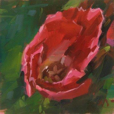 """Buttercup-ish"" original fine art by Carol Marine"