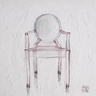 """ghost rider"" original fine art by Kimberly Applegate"