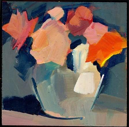 """""""2053 molasses"""" original fine art by Lisa Daria"""