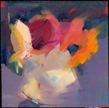 """2052 Heard"" original fine art by Lisa Daria"